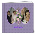 My Family Deluxe 8x8 (20 page) Book - 8x8 Deluxe Photo Book (20 pages)