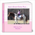 joya birthday book - 8x8 Photo Book (20 pages)