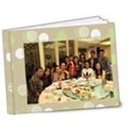 7 X 5 Deluxe - Ryan - CF - 7x5 Deluxe Photo Book (20 pages)