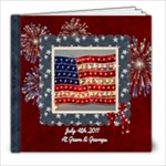 July 4th 2011 - 8x8 Photo Book (30 pages)