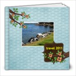 8x8: Travel Memories (20 pages) - 8x8 Photo Book (20 pages)