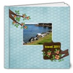 8x8 DELUXE: Travel Memories (20 pages) - 8x8 Deluxe Photo Book (20 pages)