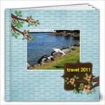 12x12: Travel Memories (20 pages) - 12x12 Photo Book (20 pages)