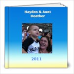 aunt Heather  - 8x8 Photo Book (20 pages)
