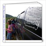 Roxie Mount Logan Discovery Camp - 8x8 Photo Book (30 pages)