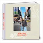 美东相册 - 8x8 Photo Book (20 pages)