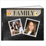 Family 9x7 20 Page Photo Book - 9x7 Photo Book (20 pages)