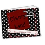 Disneyland 2011 - 7x5 Deluxe Photo Book (20 pages)