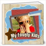 kids - 12x12 Photo Book (20 pages)