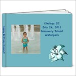 kinsleys 3 birthday day - 7x5 Photo Book (20 pages)