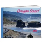 Oregon Coast Book - 9x7 Photo Book (20 pages)
