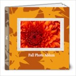 fall theme - 8x8 Photo Book (20 pages)