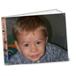 Agosto - 7x5 Deluxe Photo Book (20 pages)