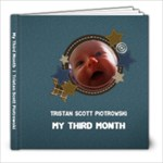 3rd month - 8x8 Photo Book (20 pages)