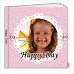 Happy day - 8x8 Photo Book (20 pages)