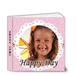 Happy day - 4x4 Deluxe Photo Book (20 pages)