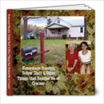 Cracker book - 8x8 Photo Book (20 pages)