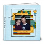 Our First Year - 6x6 Photo Book (20 pages)
