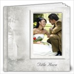 Our Wedding 12x12 Book (100 Pages)White - 12x12 Photo Book (100 pages)