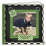Tysen terrible 2s - 12x12 Photo Book (40 pages)