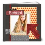 Back to school - 8x8 Photo Book (20 pages)