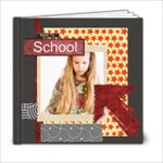 Back to school - 6x6 Photo Book (20 pages)