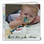 Alexander 1st year - 8x8 Photo Book (20 pages)