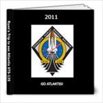 R Nasa - 8x8 Photo Book (30 pages)