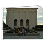 Nauvoo 2011 - 9x7 Photo Book (20 pages)