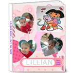 Baby Lillian - 8x10 Deluxe Photo Book (20 pages)
