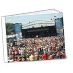 Hodag July 2011 - 7x5 Deluxe Photo Book (20 pages)