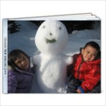 CANADA - 9x7 Photo Book (20 pages)