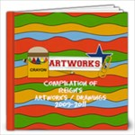 12x12 (20 pages) : Artworks / Projects / Drawings - 12x12 Photo Book (20 pages)