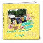 summer beach - 8x8 Photo Book (20 pages)