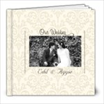 8x8 (39 pages): Minimalist (Wedding/Engagement) - 8x8 Photo Book (39 pages)