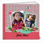 8x8 (39 pages): That Girl / Any Occasion Photobook - 8x8 Photo Book (39 pages)