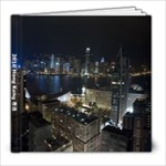 2010 Hong Kong - 8x8 Photo Book (39 pages)