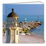 Ocean Fun 8x8 20 pages - 8x8 Deluxe Photo Book (20 pages)