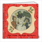 Williams Christmas - 8x8 Photo Book (20 pages)