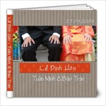 Le dinh hon - 8x8 Photo Book (39 pages)