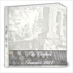 Visiting Dad 2011 - 8x8 Photo Book (20 pages)