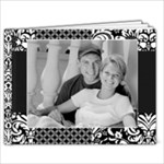 Black & White-any theme, 9x7 Photo Book - 9x7 Photo Book (20 pages)