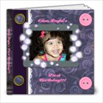 PHOTOBOOOK - 8x8 Photo Book (20 pages)