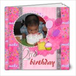 Ngo birthday - 8x8 Photo Book (20 pages)
