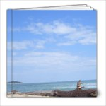 sea photobook - 8x8 Photo Book (20 pages)