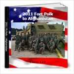 Military for Chris - 8x8 Photo Book (39 pages)