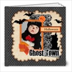 halloween collection book - 8x8 Photo Book (60 pages)