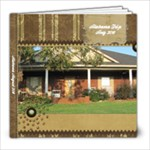 alabama aug 2011 - 8x8 Photo Book (20 pages)