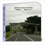 Great Ocean Road Trip - 8x8 Photo Book (39 pages)