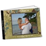 Jamacia 2011 - 7x5 Deluxe Photo Book (20 pages)